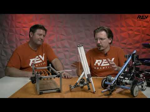 Delivery Mechanisms - FTC Freight Frenzy 2021-2022