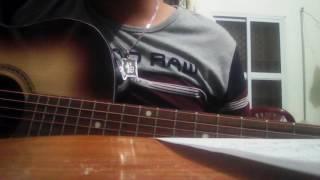 Cover guitar bài khi em ngủ say