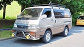37c7d022ef9a0b This 1992 Toyota Hiace Diesel Van 4x4 with a factory TV