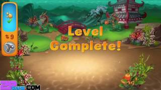 Fishdom - Playrix Level 5-7 Gameplay Walkthrough