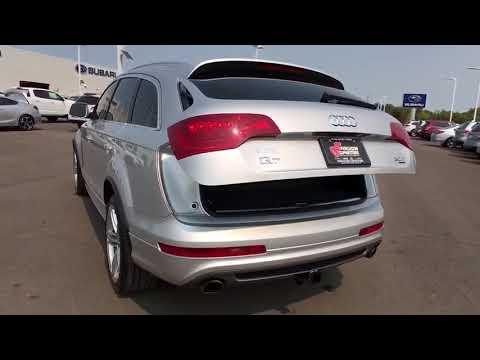 Audi Q Tulsa Broken Arrow Owasso Bixby Green Country OK - Audi of tulsa