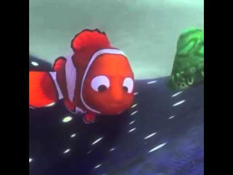 Nemo vine( an enemy spotted)