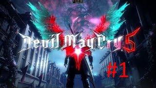 SEYTANLARIN SAVAŞI ! EFSANE SERİ BAŞIYOR ! | Devil May Cry  5 x100.000 RED ORB + COSTUME Bölüm#1