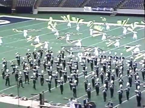 Homestead High School Marching Band 1994