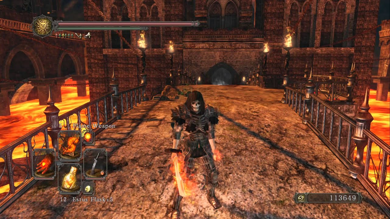 Pyromancy Build Dark Souls  Pve