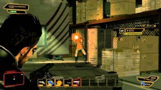 Deus Ex Human Revolution gameplay part 1 ( mission 1 )