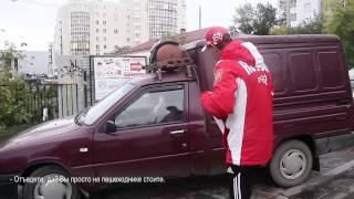 Ирбит богат быдлом  Рыло на  46 секунде и др   СтопХам в Екатеринбурге