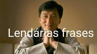 Lendárias frases de Jackie Chan