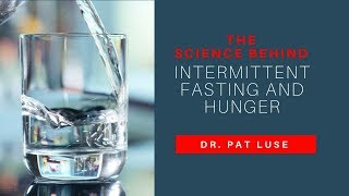 Intermittent Fasting and Hunger - What the Science Says + My Top 5 Tips!
