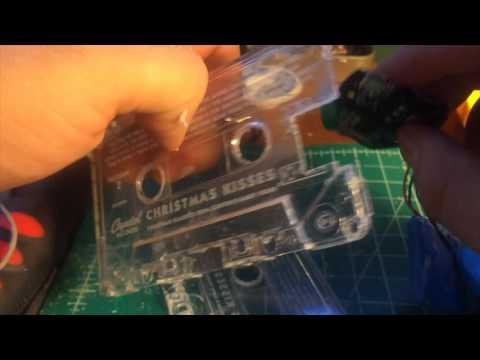 DIY Bluetooth Cassette Project