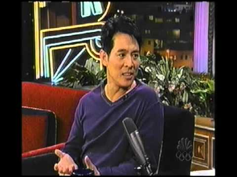 Jet Li interview Jay Leno