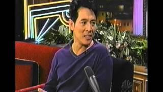 Jet Li interview Jay Leno
