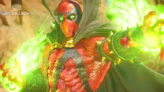 "The Best Looking Spawn Of ALL Time! - Mortal Kombat 11: ""Spawn"" Gameplay"
