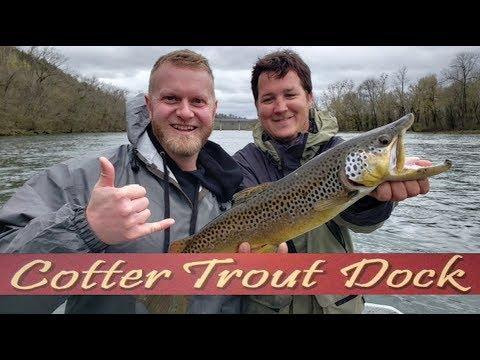 Arkansas White River Trout Fishing Report April 3, 2019