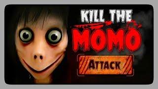 ТИР-ВЫЖИВАЛКА С МОМО ✅ Kill The Momo Прохождение