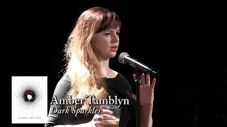 """Amber Tamblyn, """"Dark Sparkler"""""""
