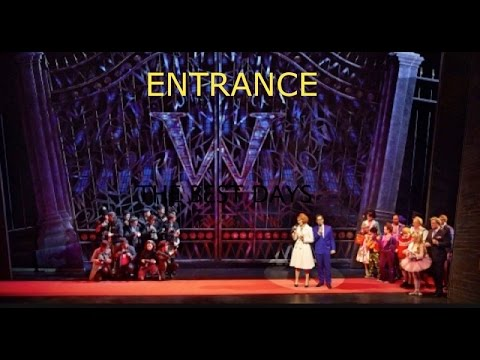 Charlie and the Chocolate Factory Musical - Adrianna Bertola Entrance 2013