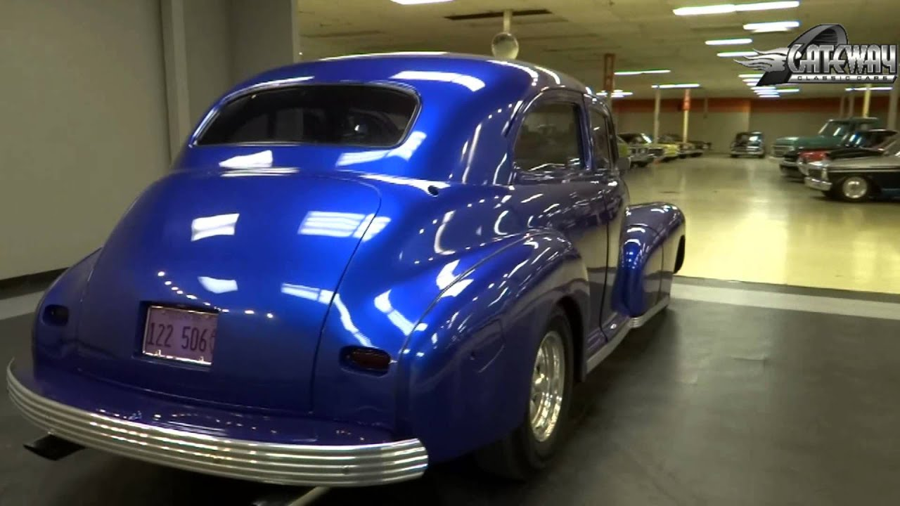 1948 Chevrolet Stylemaster for sale at Gateway Classic Cars in St ...