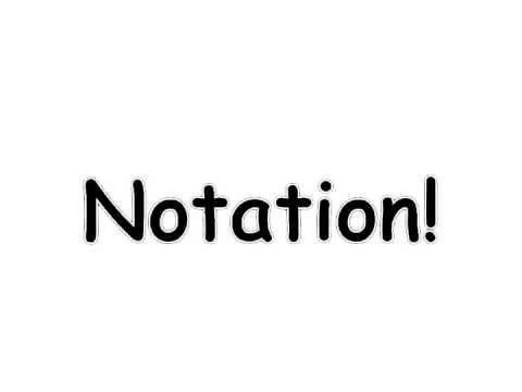 Learn Notation Song