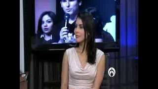 Javier Poza entrevista a María León