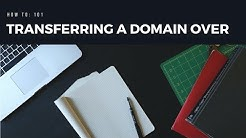 How To Transfer A Domain Away From Wix - EASY STEPS!!
