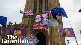 MPs debate no-deal Brexit - watch live