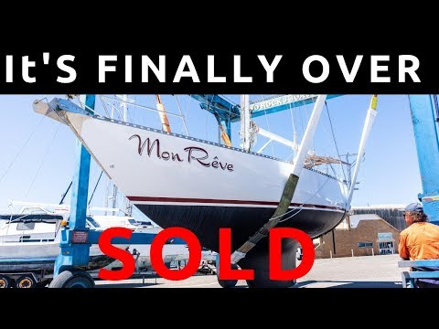 WE WERE SCREWED OVER (watch this before you buy a sailboat) להורדה