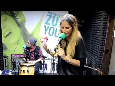 Andreea Banica - Sexy (Exotic) (Live la Radio ZU)