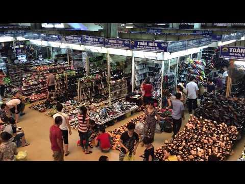 Dong Xuan market, 1 Dong Xuan, Hoan Kiem, Ha Noi