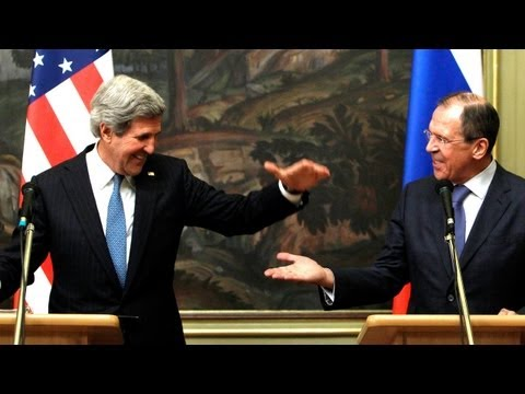 US, Russia Announce Syria Chemical Weapons Deal