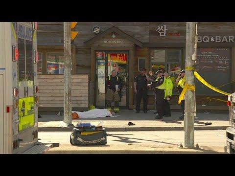 Todesfahrt in Toronto – Fahrer handelte vorsätzlich
