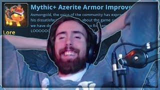 Asmongold Reacts to a Blue Post Talking About Adding a Currency System With Mcconnell Reading it