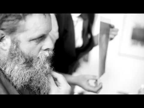 YBA Gavin Turk and Project Beard at The Other Art Fair