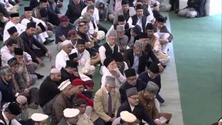 Проповедь Хазрата Мирзы Масрура Ахмада 11 09 2015    YouTube 720p