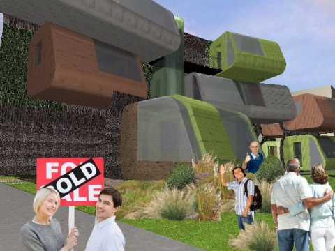 SRD364 Future House 2050 - Group 5 - YouTube