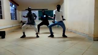 Daddy yo dance choreography by Mengoz254,Melanyn254 and Alpha254 reping 254 dance crew chuka Kenya