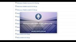 How to install latest Ethereum wallet easily! Tutorial