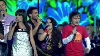 """Members of """"Star Academy"""" & Adam Sztaba Orchestra - """" I Wanna Be The Only One"""""""