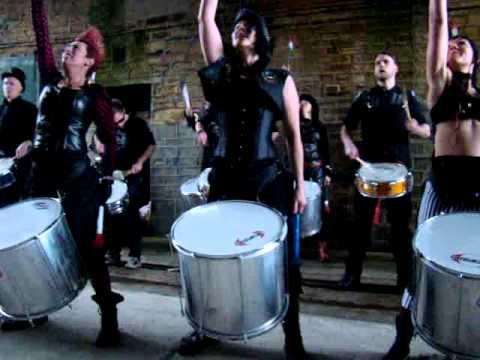 Drum Machine at Leeds Steampunk Market