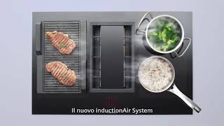 Siemens Piano Induction AirSytem