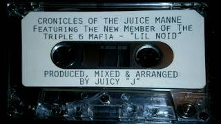 Juicy J ‎- Vol.10 Chronicles Of The Juice Manne [Full Tape]