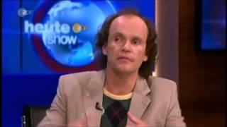 Olaf Schubert -heute show (07.06.2013)- Deutschland wurde noch Nie eingenommen! De Maiziere