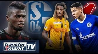 Schalker Transferspekulationen: Gerüchte um Zu- & Abgänge im Check   TRANSFERMARKT