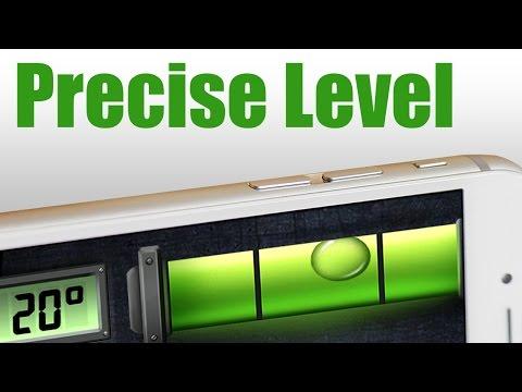 Precise Level (Spirit Level) - Handy Leveling App On IOS & Android