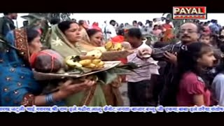 Download Hindi Video Songs - Bhojpuri  Chati Mai  Bhajan | Topi Topi Boleli Chhathiya Maiya |  Hemant Harjae