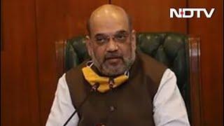 Amit Shah, Rajnath Singh At PM's House Now Ahead Of Farmer Talks: Sources