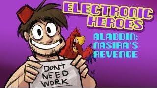 Скачать E Heroes Aladdin Nasira S Revenge