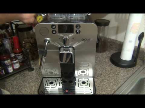 Espresso Machine Review : Gaggia Brera (Super Automatic) [SHORT VERSION]