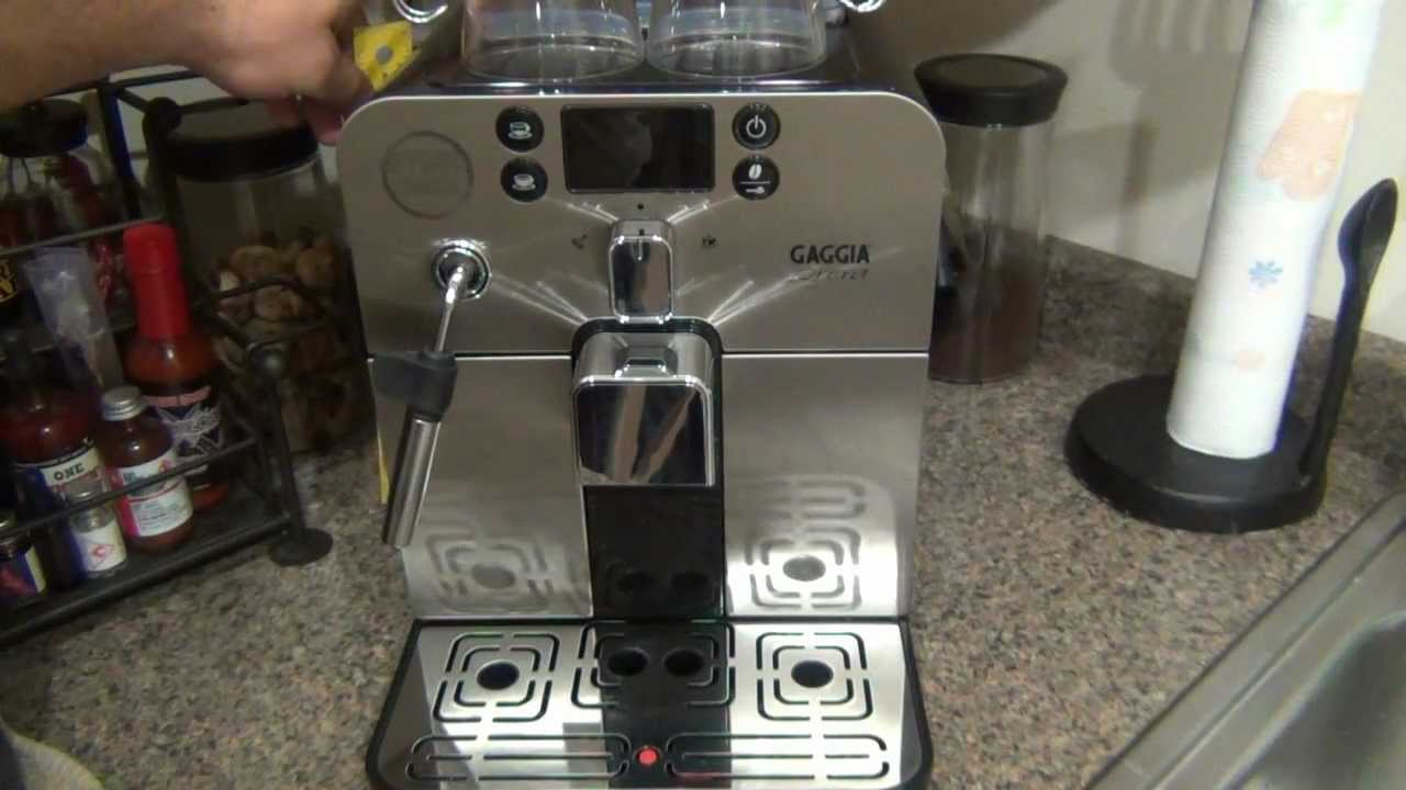 Which Are The Best Gaggia Bean To Cup Coffee Machines