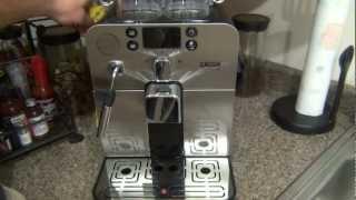Espresso Machine Review Gia Brera Super Automatic Short Version